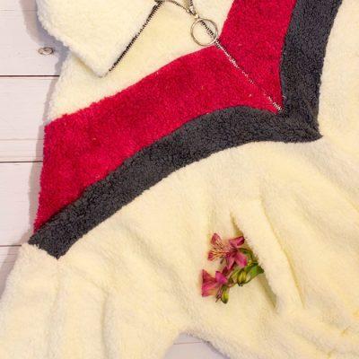 هودی پاییزه اسپرت - فروش عمده هودی پاییزه زنانه - هودی اسپرت زنانه- تولیدی و پخش پوشاک زنانه لقمان - فروش انواع پوشاک پاییزه زنانه